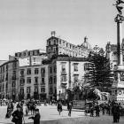 Piazza dei Martiri (foto di fine '800)