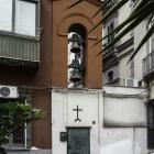 Torretta campanaria chiesa monastero