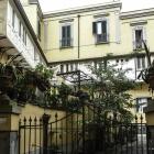 Strutture del Palazzo Mancini di Castellana