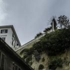 Parete tufacea di Monte Echia