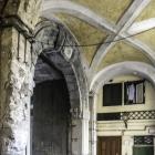 II portale Palazzo Sessa