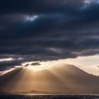 Alba sul Vesuvio