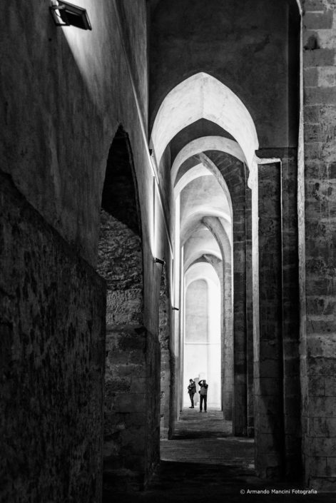 Sotterranei Certosa di San Martino