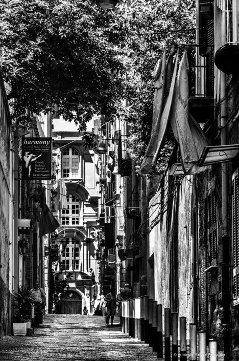 Via Generale Parisio